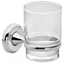 Liquid Red - LR2100 - Bathroom Accessories - Tumbler/Toothbrush Holders - Chrome