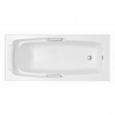 Libra (Sanitaryware) - San Michelle 1800 - Baths - Built-In - White