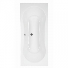 Libra (Sanitaryware) - Infinity - Baths - Built-In - White