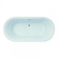 Libra (Sanitaryware) - Xtacy - Baths - Built-In - White