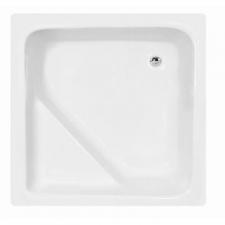 Libra (Sanitaryware) - Sitra - Showers - Shower Trays - White