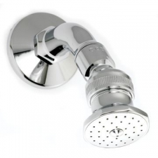 Cobra (Taps & Mixers) - Prestex - Showers - Shower Heads - Chrome