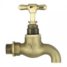 Cobra (Taps & Mixers) - Standard Brass - Taps - Bib Taps - Brass