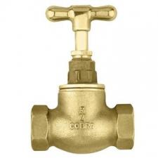 Cobra (Taps & Mixers) - Standard Brass - Taps - Stop Taps - Brass