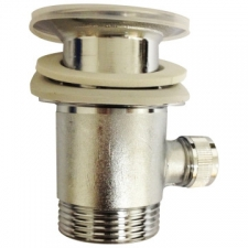 Isca (Taps & Mixers) - Isca - Wastes, Traps & Overflows - Basin Wastes - Chrome