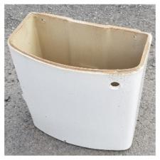 Vaal Sanitaryware - Elegancia - Toilets - Spare Parts - White