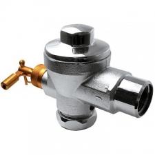 Cobra (Sanitaryware) - Junior Flushmaster Flushvalves - Valves & Connectors - Flush Valves - Brushed Chrome