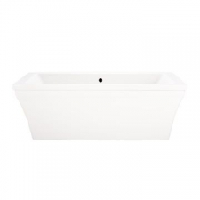 Libra (Sanitaryware) - Cubo - Baths - Freestanding - White