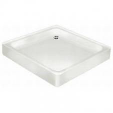 Plexicor (Sanitaryware) - Gala - Showers - Shower Trays - White