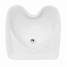 Libra (Sanitaryware) - Salon - Basins - Drop-In - White
