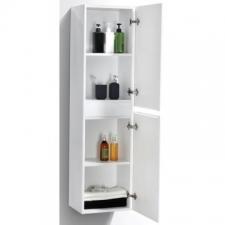 AVA Bathroom Furniture - Milan Large - Bathroom Furniture - Cabinets - White Oak