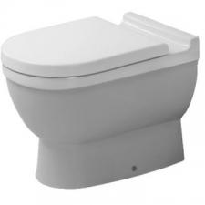 Duravit - Starck 3 - Toilets - Floorstanding - White Alpin