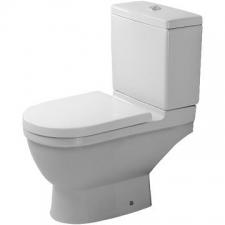 Duravit - Starck 3 - Toilets - Close-Coupled - White Alpin
