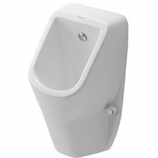 Duravit - D-Code - Urinals - Wall-Hung - White