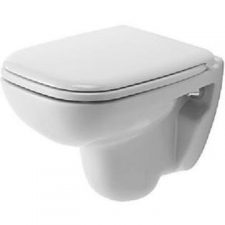 Duravit - D-Code - Toilets - Wall-Hung - White Alpin