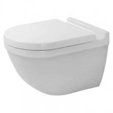 Duravit - Starck 3 - Toilets - Wall-Hung - White
