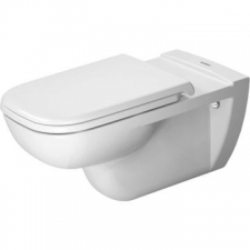 Duravit - D-Code - Toilets - Wall-Hung - White