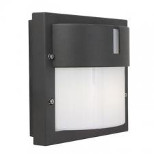 Eurolux - Bulkhead light Ludo E27 Graphite