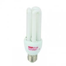 Eurolux - CFL light bulb 3U 20W E27 Cool White