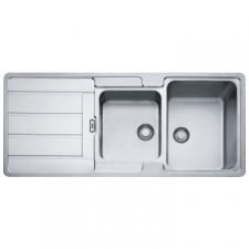 Franke (Kitchen Systems) - Hydros - Sinks - Drop-In - Stainless Steel
