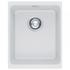 Franke (Kitchen Systems) - Kubus - Sinks - Underslung - Pure White