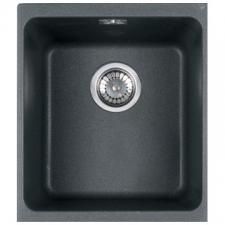 Franke (Kitchen Systems) - Kubus - Sinks - Underslung - Onyx