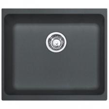 Franke (Kitchen Systems) - Kubus - Sinks - Drop-In - Onyx