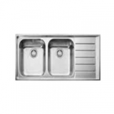 Franke (Kitchen Systems) - Neptune - Sinks - Drop-In - Stainless Steel