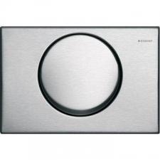 Geberit - Mambo - Actuator Plates - Single Flush - Stainless Steel