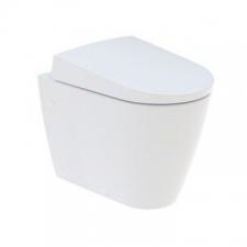 Geberit - AquaClean Sela - Toilet - Floor-Standing - White Alpine