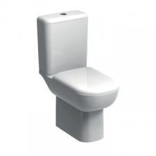 Geberit - Smyle - Toilets - Close-Coupled - White