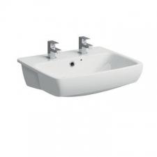 Geberit - Abalona - Basins - Semi-Recessed - White