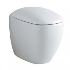 Geberit - Citterio - Toilets - Back-To-Wall - White
