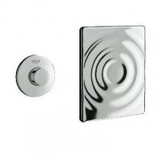 Grohe - Actuator Plates - Single Flush - Chrome