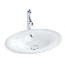 Kohler - Presqui'le - Basins - Drop-In - White