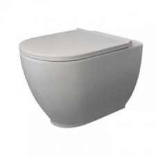 Lecico - Avensis - Toilets - Back-To-Wall - White