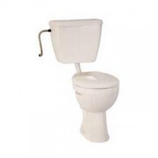 Lecico - Atlas - Toilets - Paraplegic - White