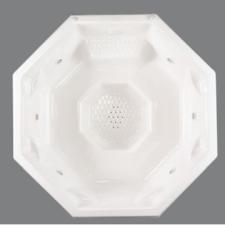 Libra (Sanitaryware) - Octagen - Baths - Spas - White
