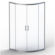 ASP - AGM - Showers - Doors - Silver/Clear