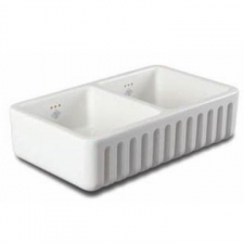 Mercury Fittings - Original Collection - Sinks - Butler - White