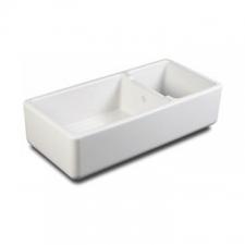 Mercury Fittings - Edgeworth - Sinks - Butler - White