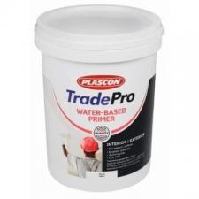 Plascon TradePro Water-Based Primer White 20L