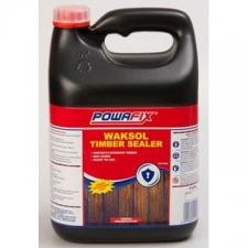 Powafix - Protective Paints & Coatings - Woodcare -