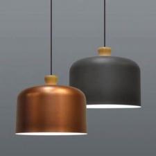 Spazio Lighting - Belta Pendant - Lighting - Pendants - Matt Copper