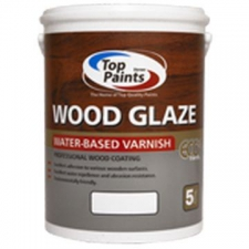 Top Paints - Paint - Woodcare - Suede/Mahogany