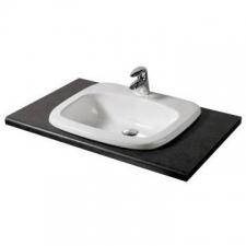 Vaal Sanitaryware - Concorde - Basins - Drop-In - White
