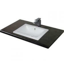 Vaal Sanitaryware - Concorde Slimline - Basins - Drop-In - White