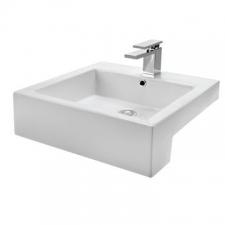 Vaal Sanitaryware - Azalea 510 - Basins - Semi-Recessed - White