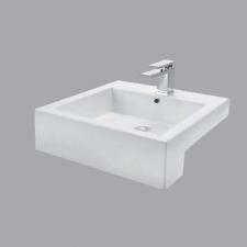 Vaal Sanitaryware - Azalea - Basins - Semi-Recessed - White