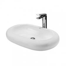 Vaal Sanitaryware - Perla - Basins - Countertop - White